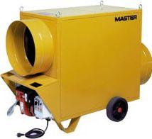 Dyzelinis šildytuvas, 110kW, 220V