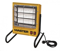 Electric infrared heater, 2400W, 220V