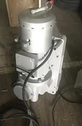 Juhtpaneeliga kaabli mootor ja ülemise anduriga kaabel, 800 kg, 400V