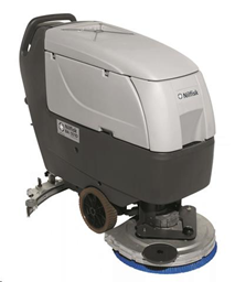Walk-behind scrubber dryers, 53mm
