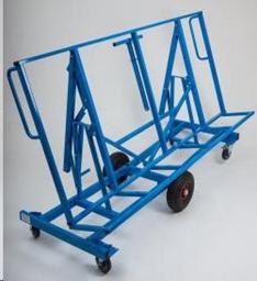 Skivtransportvagn 900 mm Punkteringsfria, 500kg