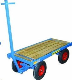 Transport trolley, 1000x2000mm, max 1500 kg