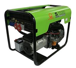 Pārvietojamais dīzeļģenerators, 230V/400V, 12kW
