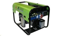 Benzīna ģenerators, 230V/400V, 11,1kW