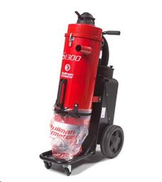 Industriālais putekļusūcējs  ar HEPA filtrs 55,5l/s, 220V