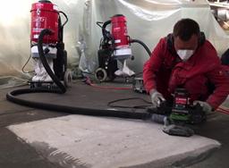Vacuum Cleaner HEPA FILTER 111 l/s, 220V