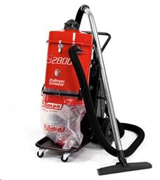 Industriālais putekļusūcējs  ar HEPA filtrs 89l/s, 220V