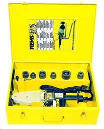 Socket welding unit, d=20-25-32-40-50-63 mm, 220V
