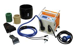 Socket welding unit, d=20-315 mm, 220V