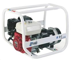 Generaator bensiin, 230V, 3kW