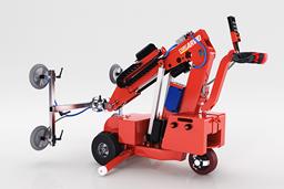 Vacuum lift for glass, 250 kg