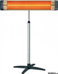 Infraraudonųjų spindulių šildytuvas 1800W, 220V