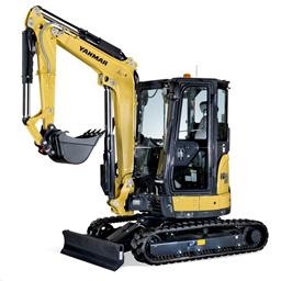 Mini-excavators, 3365kg